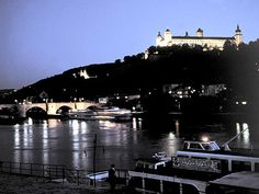 Wurzburg, Germany - Sundai, my oldest daughter, was born here!