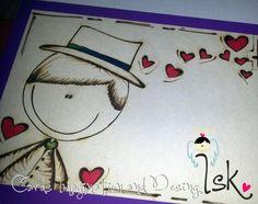 Tarjeta en pirograbado Decorate Notebook, Fig, Origami, Diy And Crafts, Doodles, Snoopy, Clip Art, Kawaii, Lettering