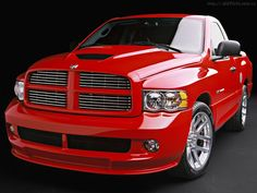 The Dodge Ram Srt 10 Is A Sport Pickup Truck That Was Produced By American