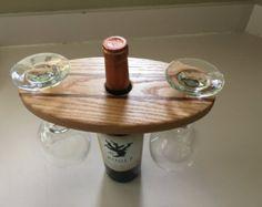 Visualización de pallet vino y cristal por URBANPALLETDESIGNS