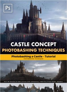 Over hours of video content. I explained some of my thought processes when building a scene in using a kitbash as well as the Photoshop process and… Digital Sculpting, Cg Artist, Digital Art Tutorial, Thought Process, 3d Modeling, Zbrush, Art Tutorials, Game Art, 3 D