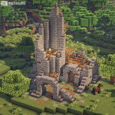 Minecraft Server, Minecraft House Plans, Minecraft Farm, Cute Minecraft Houses, Minecraft Castle, Minecraft Medieval, Minecraft House Designs, Amazing Minecraft, Minecraft Survival