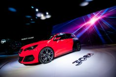 ©The Social Office / J. Peugeot 308 R, Vehicles, Car, Automobile, Rolling Stock, Vehicle, Cars, Autos, Tools