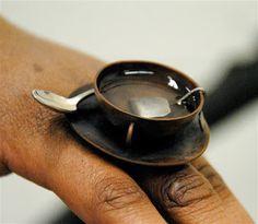 minimeg: Tea Cup Ring