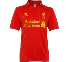 Order now and receive a free shirt ($31 value), jersey and free shirt = $69 - Guaranteed delivery on June 1st! Liverpool Football Club is delighted to reveal its brand new home kit for the 2012-13 Barclays Premier League season. #lfckit