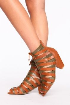 Jeffrey Campbell Cambria Woven Booties