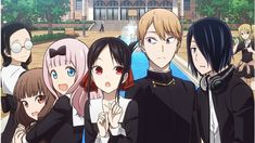And we are back for another battle of intellect for Kaguya-sama season two! So since it continues, there obviously wasn't a winner from last season. But we can safely say that one of them definitely has the upper hand.   #anime #kaguya-sama #loveiswar Second Season, Season 2, Aniplex Of America, Upcoming Anime, L Anime, Anime City, Latest Anime, Live Action Film, Opening Weekend