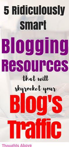 Blog traffic tips/ g