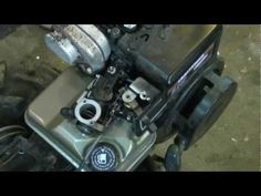 Choke, Throttle & Governor Linkage Configuration on Briggs & Stratton Small Engine, New Engine, Landscape Design Program, What Is Landscape Architecture, Landscape Engineer, Lawn Mower Repair, Tractor Mower, Engine Repair, Lawn Care