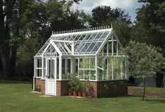 Aluminium greenhouse - VICTORIAN VILLA - ArchiExpo
