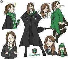 Harry Potter Fan Art, Capa Harry Potter, Harry Potter Uniform, Hogwarts Uniform, Harry Potter Drawings, Harry Potter Anime, Harry Potter Movies, Casas Estilo Harry Potter, Twice Fanart