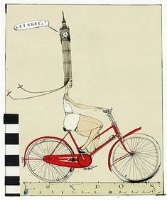 Google Image Result for http://poppygall.com/blog/wp-content/uploads/2010/08/Bicycle-Belle-by-David-Hughes.jpg