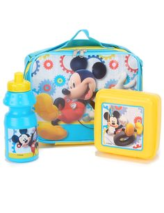 Set accesorios plástico Mickey™
