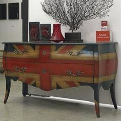 Sambuca 6 Drawer Dresser - moderno - armarios arcones y armarios dormitorio - Hayneedle