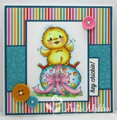 Hey Chickie! by Zacksmeema - Cards and Paper Crafts at Splitcoaststampers