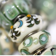 Trollbeads collection.