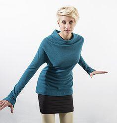 Knit top , free patterns to print