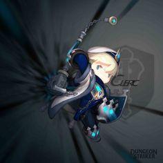 Cleric-Dungeon Striker