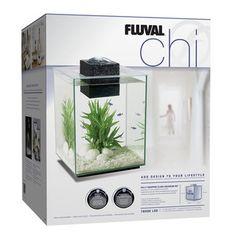 Hagen Fluval 5 Gallon Chi II Aquarium Set