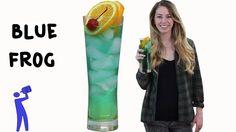 Blue Frog Cocktail - Tipsy Bartender