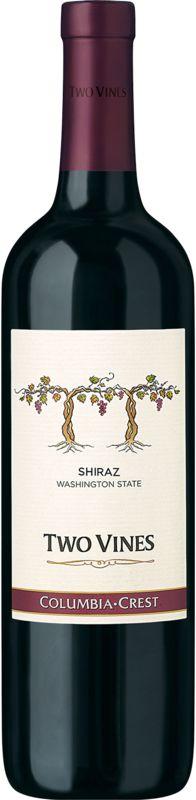 Columbia Crest - Two Vines Shiraz - Washington State, USA - Columbia Valley - Vinthousiast, Rupelmonde (Kruibeke) - www.vinthousiast.be