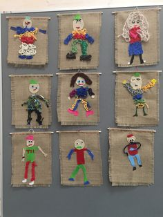 art therapy projects for kids Recortar las figuras - arttherapy Art Club Projects, Fall Art Projects, Art Therapy Projects, Art Therapy Activities, Sewing Projects For Kids, Craft Activities For Kids, Diy Crafts For Kids, Art For Kids, Arts And Crafts