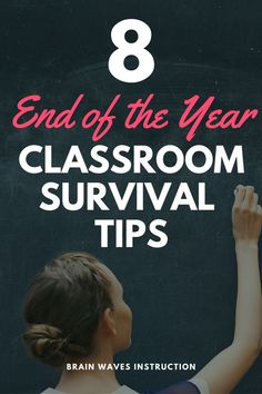 Make the end of the school year engaging and fun with these 8 survival tips! Youll discover great units to teach, special events to host, and ways to keep students learning until the last day of school.
