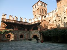 This is one of the best places to stay in all of Italy. I highly recommend. Castello di Pavone - Ivrea, Piemonte, Italy