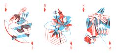 TAMARIT - I did these poker cards last a couple of weeks...