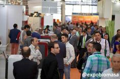Technology from 23 countries swells the ranks of exhibitors at Expobiomasa set to become a four-day event for the first time ever Four Days, The One, First Time, Countries, How To Become, March, Technology, Tech, Tecnologia