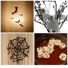 Law of Taste: Four Quick DIY Halloween Ideas / Četiri brze Halloween ideje