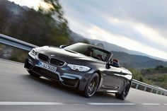 2015 BMW M4 Convertible Picture