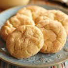 Snickerdoodles (Misty's): 1 1/2 c. sugar, 1/2 c. margarine, 1/2 c. shortening, 2 eggs, 2 3/4 c. flour, 2 t. cr of tartar, 1 t. b. soda, 1/4 t. salt, 2 T sugar, 2 T. cinnamon.  Preheat over to 400.  Mix sugar, marg, shortening thoroughly.  Add eggs.  Stir in flour, tartar, soda and salt until well blended.  Shape into balls.  Mix sugar and cinn and roll in this mixture.  Bake 8-10 min.  Immediately remove from cookie sheet to cool. ~Elaine