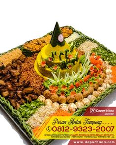 Food Art, A Food, Food And Drink, Happy Cook, Dessert Packaging, Indonesian Cuisine, Food Decoration, Cheese Platters, Rice Bowls