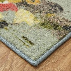 Peach Rug, Mohawk Home, Floral Area Rugs, Recycle Plastic Bottles, Online Home Decor Stores, Animals For Kids, Earth Tones, Game Room, Colorful Rugs