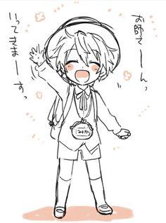 pixiv(ピクシブ)は、作品の投稿・閲覧が楽しめる「イラストコミュニケーションサービス」です。幅広いジャンルの作品が投稿され、ユーザー発の企画やメーカー公認のコンテストが開催されています。 Tsukiuta The Animation, Pastel Drawing, Cartoon Design, Ensemble Stars, Character Costumes, Cute Anime Character, Cute Drawings, Neko, Anime Characters
