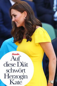 """Auf diese Diät schwört Herzogin Kate In order to maintain her dream body, the Duchess relies on the principle of the so-called """"Dukan diet"""". Weight Loss Challenge, Fast Weight Loss, Endomorph Diet, Keto Diet For Beginners, Skin Firming Lotion, How To Lose Weight Fast, Diet Menu, Thing 1, Wellness"""