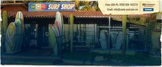 Costa Azul Surfshop and Surf Lessons at San Jose del Cabo