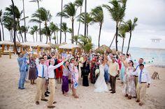 Majestic Colonial Wedding Punta Cana #neriphoto #destinationwedding #beachwedding www.neriphoto.com
