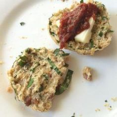 Kale and bacon make the perfect savory kale-bacon biscuits recipe for breakfast or dinner.data-pin-do=