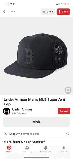 Goodaily Swinging Detector Trucker Hat Black