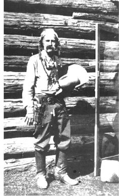"Frank Eaton, ""Pistol Pete""….. In the late 1860's, 8 yr old Eaton witnessed six men kill his father. In 1875, when he was 15, he learned the whereabouts of his father's killers. But before setting off on his mission to avenge his father's death, he decided to visit Ft. Gibson, OK a cavalry fort, to learn more about handling a gun. He learned, and out shot everyone at the fort, earning him the nickname. Later in life, he moved to OK. Terr. and became a US Marshal."