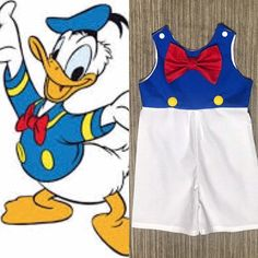Jumper Tejer patrón de conejo blanco Disney Minnie Mouse Thumper Donald Duck