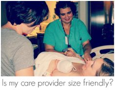 Wondering if your care provider is size friendly or not?  This article has the answer!