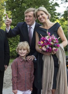 King Willem-Alexander and Queen Maxima  attended the opening of the Holland Festival at the Westergasfabriek  in Amsterdam.