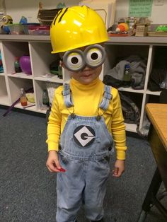 Julie Olson Books - Author/Illustrator: Halloween Fun! Despicable Me 2 Characters Costumes: Gru, Agent Lucy Wilde, Minion