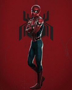 dear diary,   spidermansgirl:  Spider-Man, the Youngest Avenger
