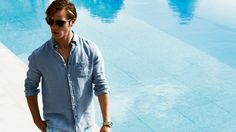 GANT beach SS 2016 #vermontfashion