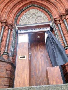 Fotobox vor der Trauung