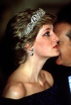 House of Windsor:  Princess Diana